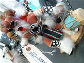 KACHINA DOLL Collectible Plate/Figurine INDIAN